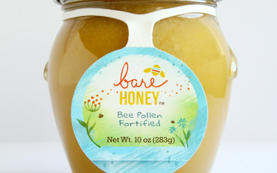 Bare Honey Labels