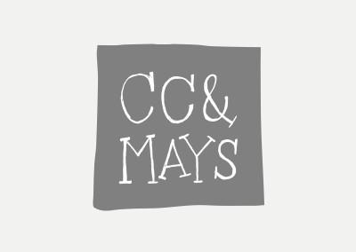 CC & Mays Logo