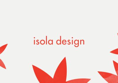 Isola Design Logo