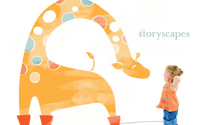 Storyscapes Branding & Illustration