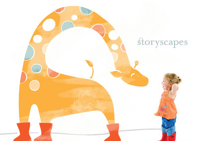 Storyscapes Branding & Illustration