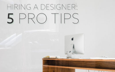 5 Tips For Hiring a Logo Designer
